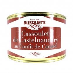 Cassoulet au confit de canard conserve 1480 grs