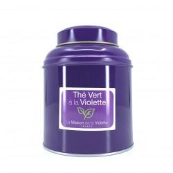 Thé vert à la violette 130 grs