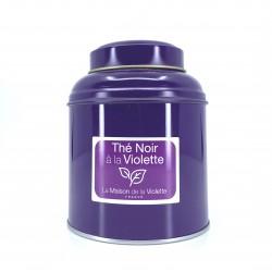 Thé noir à la violette 130 grs