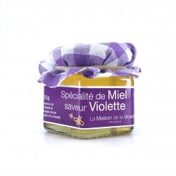 Miel violette 125 grs