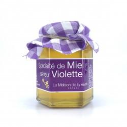 Miel violettes 250 grs