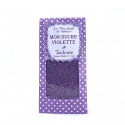 Sucre à la violette 200 grs
