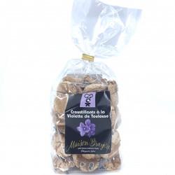 Croustillants à la violette 100 grs