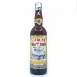 Caroni navy 90° Proof