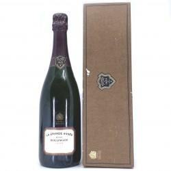 Bollinger rosé La Grande Année 1999