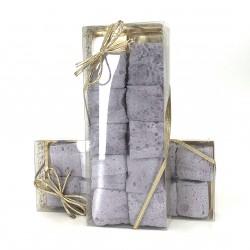 Guimauve artisanale à la violette 120 grs