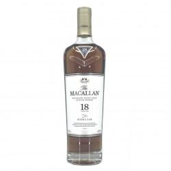 Macallan 18 ans double cask